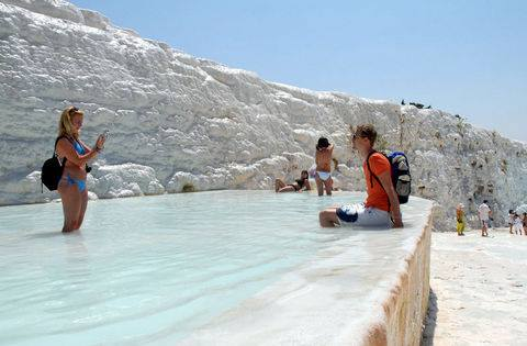 pamukkale tour travel bus e27eb