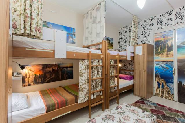 taksim green house hostel location cheap istanbul 1f5f7